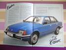 Voiture Oldtimer Vauxhall Carlton 12 Pages Avec Données Techniques - Très Beau Document Commercial - Livres, BD, Revues