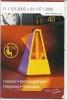 Horaire De Poche - Thalys - 11.12.2005 - 01.07.2006 - Europe