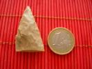 Pointe De Lance Silex Désert Arabie Saoudite - Minerals & Fossils