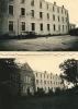 Photox2 PONT ROUSSEAU Nantes Vue + Voiture Séminaire Des Missionnaires Africains 1941 - Photographs