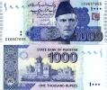 PAKISTAN        1000 Rupees        P-New         2011        UNC  [sign. Shahid Kardar] - Pakistan