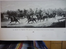 Le Daumont De Napoléon III , Aquarelle De J Audy - Historische Dokumente