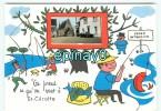 Br - 72 - SAINT CEROTTE - Pêche Interdite - Belle Fantaisie - France