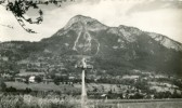 Thiez Vue Générale Et Mont Orchez Avec Calvaire - Non Classés