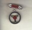 Romania  Pin  Badge , Romanian Automobile Club (ACR)  Pin Badge -  5 Years - Badges