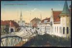 Sátoraljaújhely   Old Postcard  1918 - Ungarn