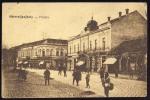 Sátoraljaújhely   Old Postcard  1917 - Ungarn