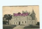 Br - 85 - MAREUIL Sur LAY - Chateau De Saint André - édit. Guitton - - Mareuil Sur Lay Dissais