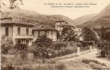 CPA - 06 - VENCE Domaine De La Conque - Quelques Villas  - 106 - Vence