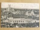 TROYES - Panorama Pris De La Madeleine, Voir Cachet Au Verso.. - Troyes
