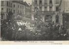 CHALON-sur-SAONE --Carnaval 1911 --Carnaval V Aviateur - Chalon Sur Saone