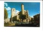 34..clermont L´herault, Cathedrale, Vieilles Voitures - Clermont L'Hérault