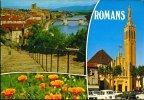 Romans ** Belle Carte  NEUVE  Plate Et Rigide ** Ed J Cellard N°D.33175 ( 17-08-1976) - Romans Sur Isere