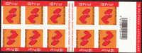 Belgique COB 3401 à 3401b (Carnet B50) ** (MNH) - Booklets 1953-....