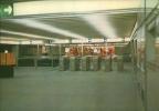 """BRUXELLES (métro) - L1 - """"De Brouckère"""" Mezzanine.   -  BRUSSEL (metro) - L1 - """"De Brouckère Mezzanine. - Vervoer (ondergronds)"""