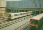 BRUXELLES. (métro) - Dépôt D'Auderghem-Vue D'ensemble.  -  BRUSSEL (metro) - Overzicht Van De Metroremise Te Oudergem. - Vervoer (ondergronds)