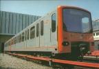 BRUXELLES. (métro) - Rame Métro-Unité De Traction.  -  BRUSSEL (metro) - Metrostel - Tractie-eenheid. - Vervoer (ondergronds)