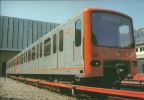 BRUXELLES. (métro) - Rame Métro-Unité De Traction.  -  BRUSSEL (metro) - Metrostel - Tractie-eenheid. - Transport Urbain Souterrain