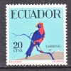 Ecuador 645   *  FAUNA BIRDS - Ecuador
