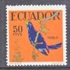 Ecuador 647   *  FAUNA BIRDS - Ecuador