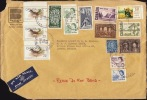 CANADA 1969 COVER Front Only With Mixed Period Stamps Used For Postage [J537] - 1952-.... Règne D'Elizabeth II
