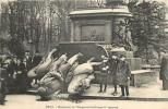 57 METZ  MONUMENT DE GUILLAUME 1er RENVERSE - Metz