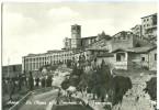 Italy, Assisi, La Chiesa E Il Convento Di S. Franseco, 1960 Used Real Photo Postcard [P9466] - Perugia