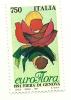 1991 - Italia 1970 Euroflora, - Flora
