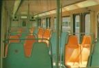 BRUXELLES (métro) - Voiture Du Métro - Intérieur.   -   BRUSSEL (metro) - Metrorijtuig -) Interieur. - Transport Urbain Souterrain