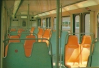 BRUXELLES (métro) - Voiture Du Métro - Intérieur.   -   BRUSSEL (metro) - Metrorijtuig -) Interieur. - Vervoer (ondergronds)