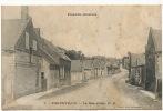Parpeville 1 La Rue D'Isle P.D.  P. Dupré Editeur St Quentin - France