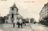 CPA - 27 - GAILLON - L-Eglise - 155 - France