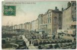 Marseille Hotel De Ville Et Quai Du Port Tram Tonneaux Vin  Edit Dock Cartes Post. - Vieux Port, Saint Victor, Le Panier