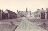HOESSELT BIJ HASSELR = Château Des Vieux Joncs - La Cour D'Honneur Et Façade Est (Nels) Vierge - Hoeselt