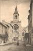 CAHORS - L'EGLISE SAINT-URCISSE - Cahors