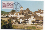 Carte Postale Maximum Argentat 1994 état Superbe - Argentat