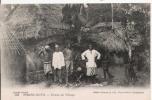 PORTO NOVO 118 ENTREE DU VILLAGE (BELLE ANIMATION) - Dahomey