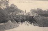 Ostende - La Passerelle Du Parc, 1907, Animé - Oostende
