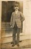 Postier. Aout 1929. A Situer - CARTE PHOTO - Postal Services