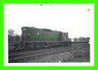 TRAINS PHOTO - PRR No 7182 ERS-17 - MT. HOLLY, NJ - 29 MAY 1967 - - Trains