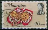 Nudibranche - ILE MAURICE - Faune Marine - Mauritius (1968-...)