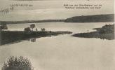 CPA 1919 LIDZBARK (Lautenburg) - Blick Von Der Oberforsterei Auf Die Halbinsel Kamtschatka Und Stadt - Pologne