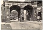 MILANO - VIA MANZONI - ARCO DI PORTA NUOVA - 1955 - Milano (Milan)