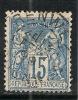 FRANCE CLASSIQUE TYPE SAGE N° 90  + CACHET DATE  RENWEZ / ARDENNES  -LOT12218- - 1876-1898 Sage (Type II)