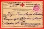 AUTRICHE CARTE PRISONNIERS DE GUERRE DE 1918 POUR BADEN - Briefe U. Dokumente