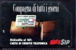 COMPAGNA DI TUTTI I GIORNI LIRE 5.000 POLAROID VALIDITA´ 31.12.94 USATA - Italia
