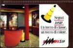 NEGOZI INSIP LIRE10.000 TECHNICARD VALIDITA´ 31.12.95 USATA - Italia