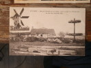 Cpa Juvigny Destruction Du Moulin Par Les Allemands - Autres Communes