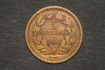 Monnaie, Luxembourg , 5 Centimes 1855 A Grand Duché Du Luxembourg - Luxembourg