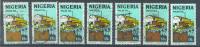 VEND TIMBRES DU NIGERIA N° 290 (B) X 7 NUANCES DIFFERENTES !!!! - Nigeria (1961-...)